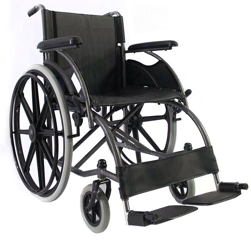 Silla de ruedas est ndar sr 104e home care technology for Silla de ruedas